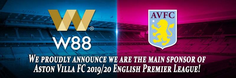 Pengumuman Resmi Kerjasama Dengan Aston Villa FC