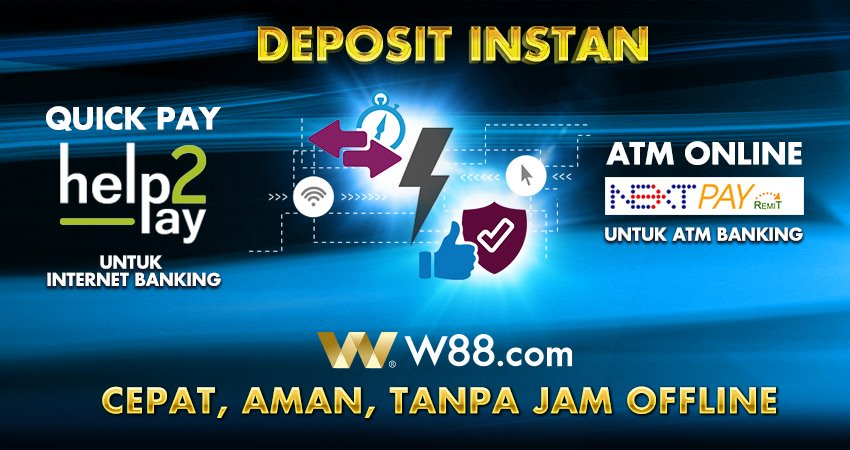 Transaksi Dengan W88 Semudah Membalikkan Tangan