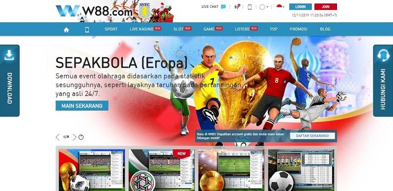 Hal Yang Membuat W88 Menjadi Situs Judi Bola Terbesar