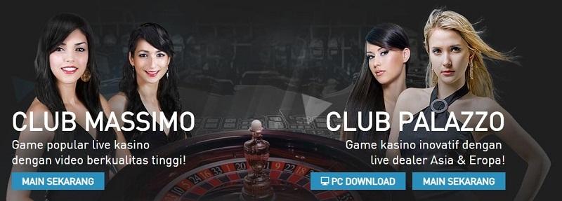 Kasino Online Bergaya VIP - W88 Club Massimo