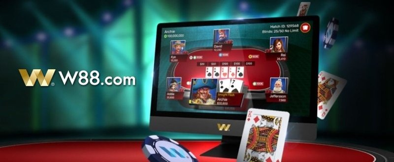 W88 Online Gaming Casino Pilihan Terbaik