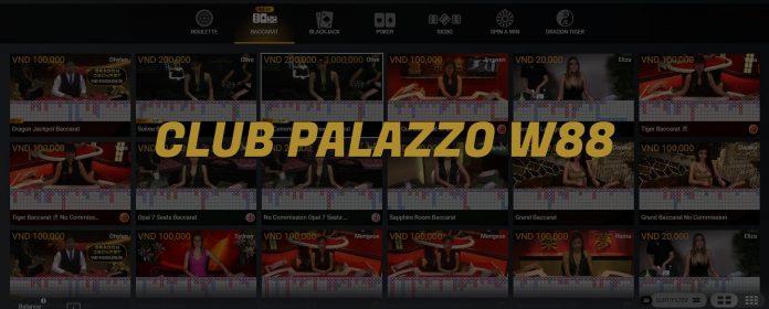 Raih Kekayaan Dengan Mudah - W88 Club Palazzo