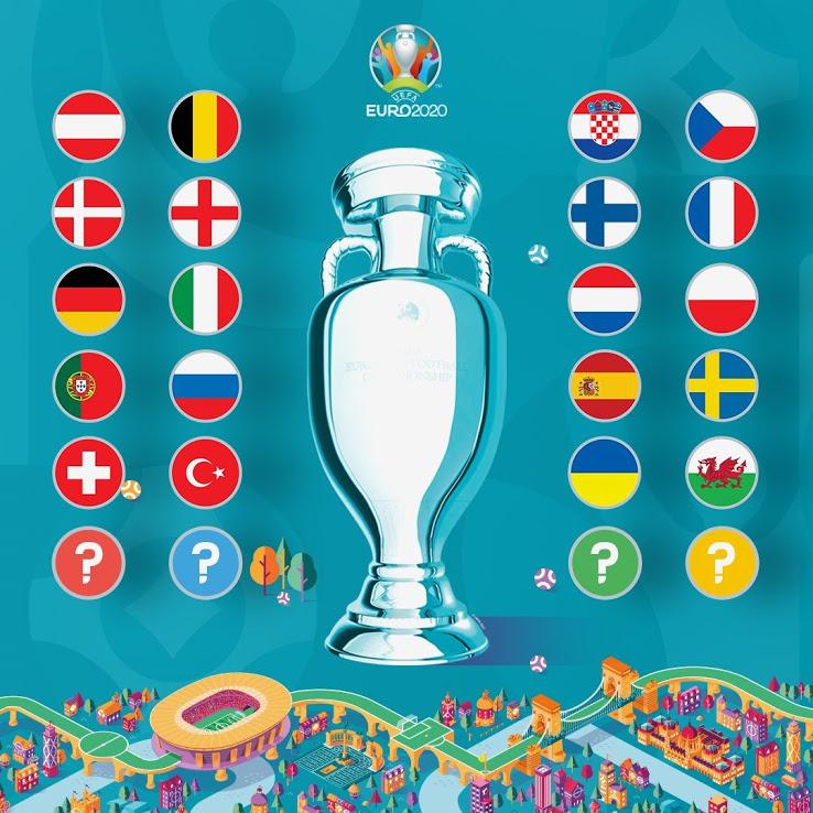 Kualifikasi Peserta Piala Eropa 2020