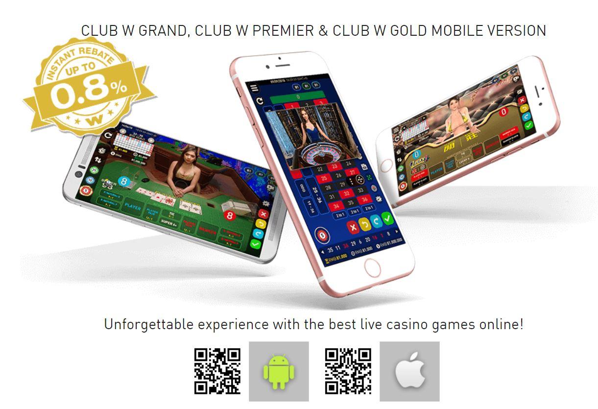 Cara Mendapatkan Akses Club W Grand iOS dan Android