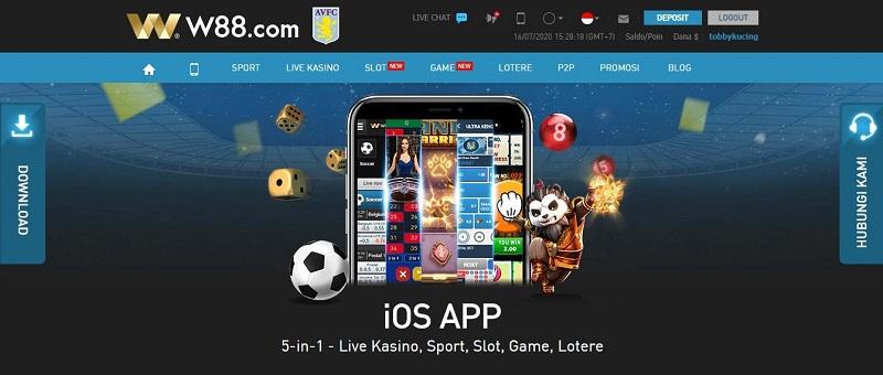Download Aplikasi Bakarat ke Ponsel Kamu