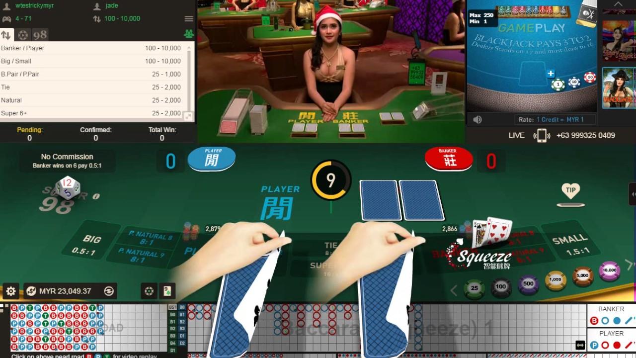 Panduan Permainan Baccarat Game Casino Online Untuk Pemula Secara Lengkap
