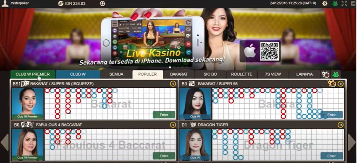10 Langkah Bermain Game Casino Online W88 Secara Detail