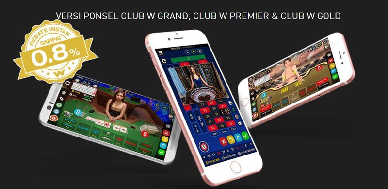 Kejar Jackpot Tertinggi Bersama Club W88 Apk di PC dan Ponsel Pintar