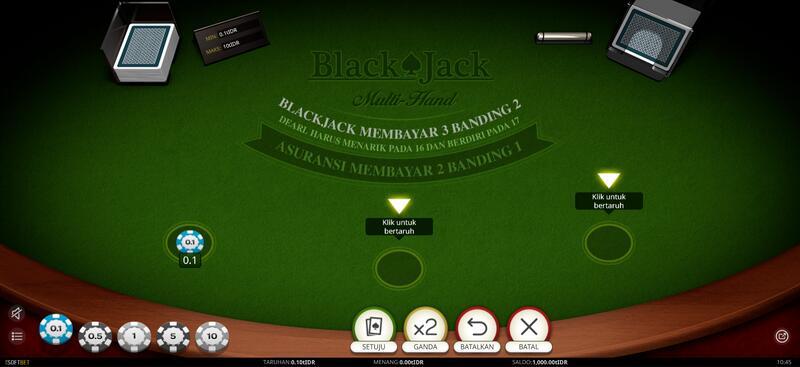 Cara Main Black Jack W88 2021 Mudah yang Buat Pemula jadi Pro -Blackjack Virtual