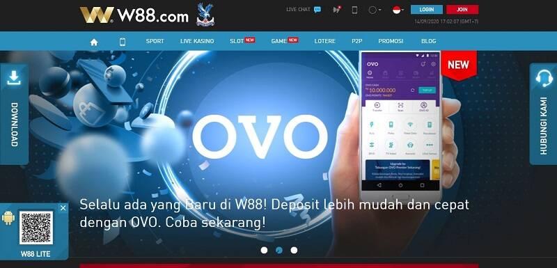 W88 Indonesia: Rumah Judi Roda No. 1