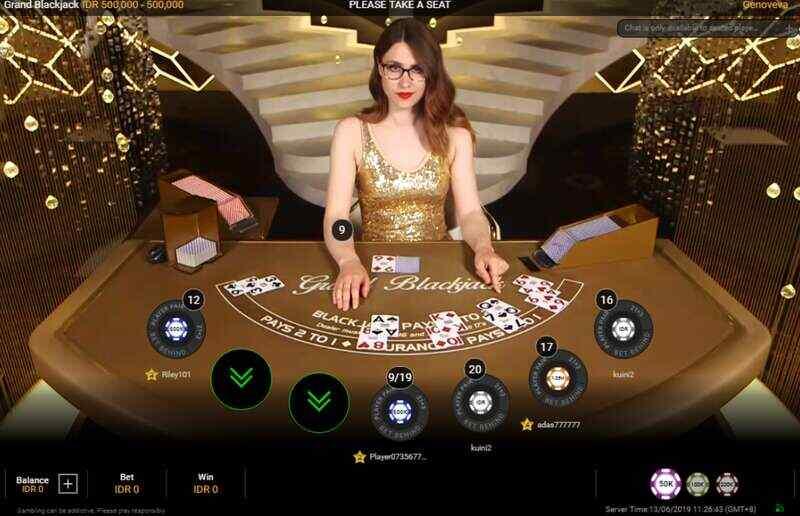 Lakukan Cara Main Tepat demi Mendapat Blackjack Jackpot W88