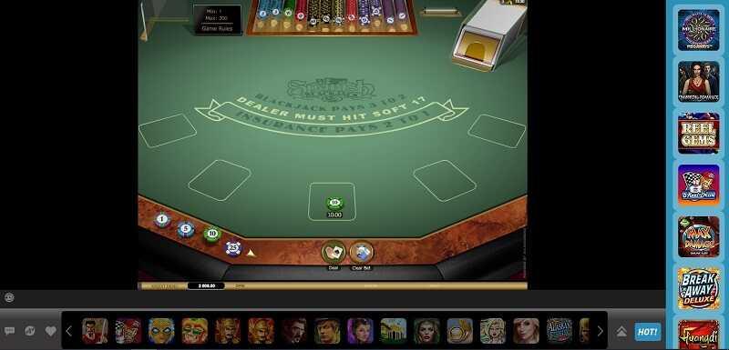 Favorit dalam Casino W88: Blackjack