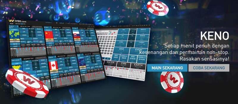 Ragam Game Lotere W88 yang Perlu Anda Kuasai