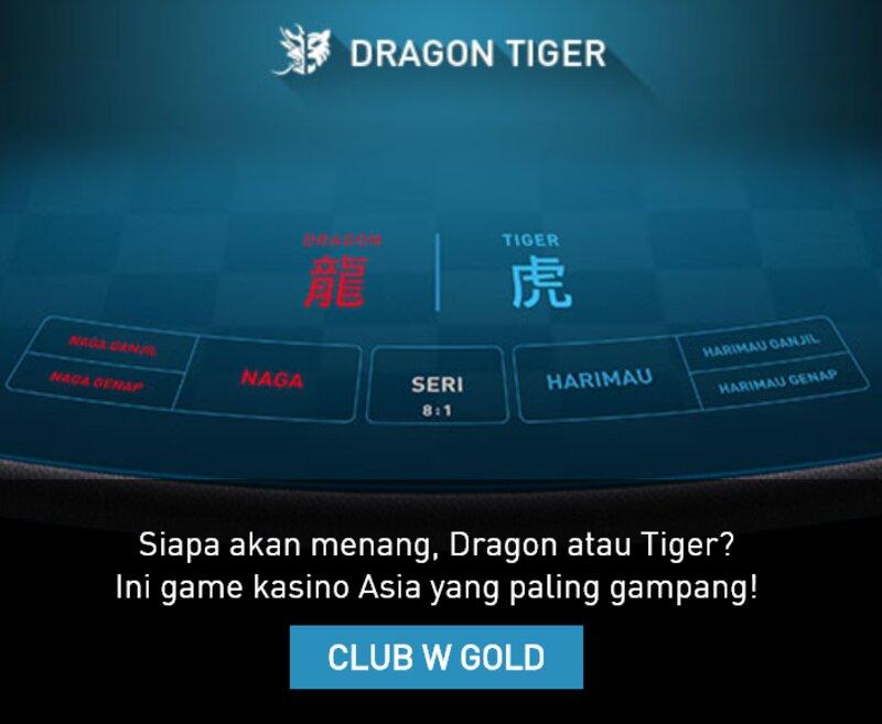 Trik Jitu Dalam Melakukan Aturan Dragon Tiger W88