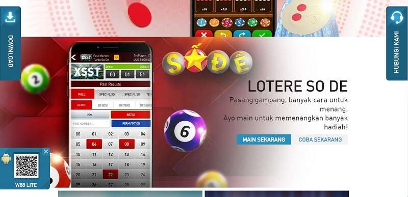 Cara Main Lotre Indonesia