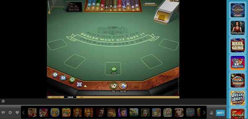 Asiknya Main Blackjack Online Menggunakan Uang Nyata