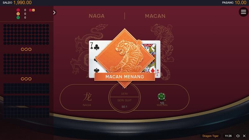 Memulai Permainan Sebelum Mengenal Dragon Tiger Kasino Strategi