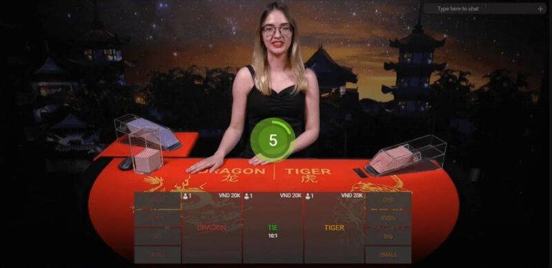 Dragon Tiger Casino W88 yang Terunggul