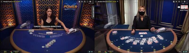 Blackjack Online Multiplayer Dari Live Club Elegan W88