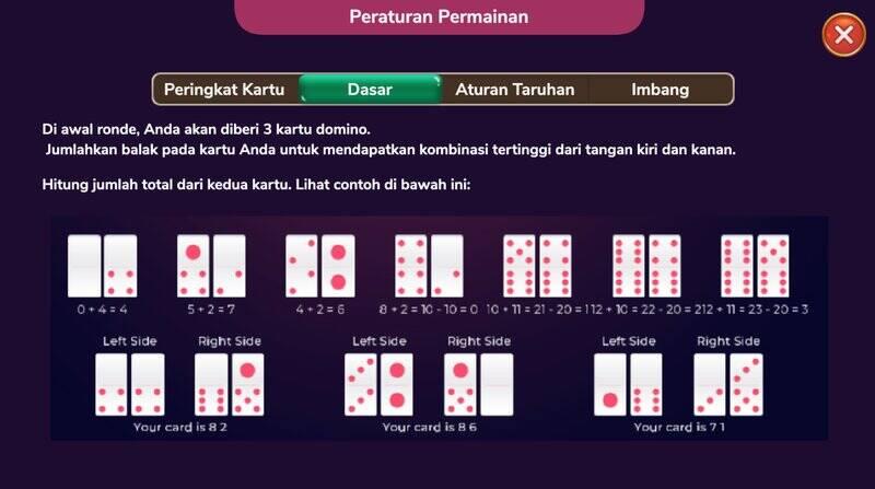 Perkenalan Game Poker Domino88 dari W88