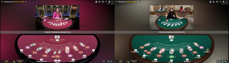 Strategi Terbaik Memainkan Fitur Blackjack Online Multiplayer W88